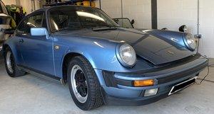 1985 Porsche 911 Single owner