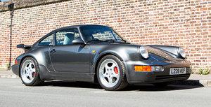1993 Porsche 911 Turbo 3.6-Litre 964 Coupè