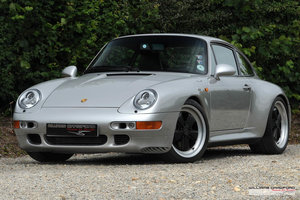 Porsche 993 Carrera 2 S manual coupe with Bilstein & Fuchs