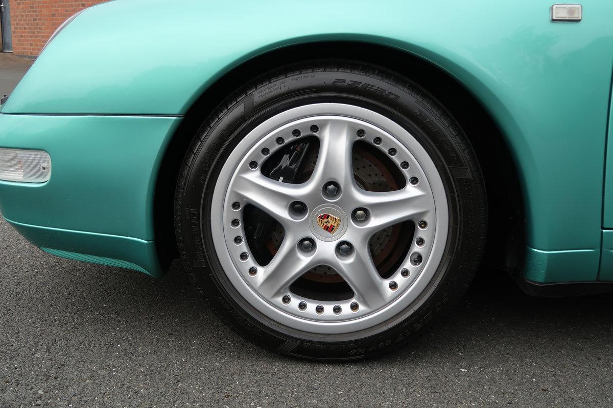 1997 PORSCHE 911 TARGA 993 6-SPEED For Sale (picture 6 of 6)