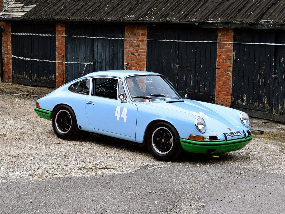 1965 FIA-spec Porsche 911  For Sale (picture 1 of 6)