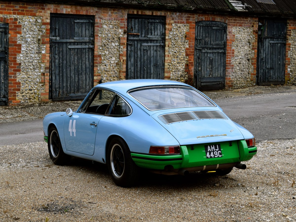 1965 FIA-spec Porsche 911  For Sale (picture 3 of 6)