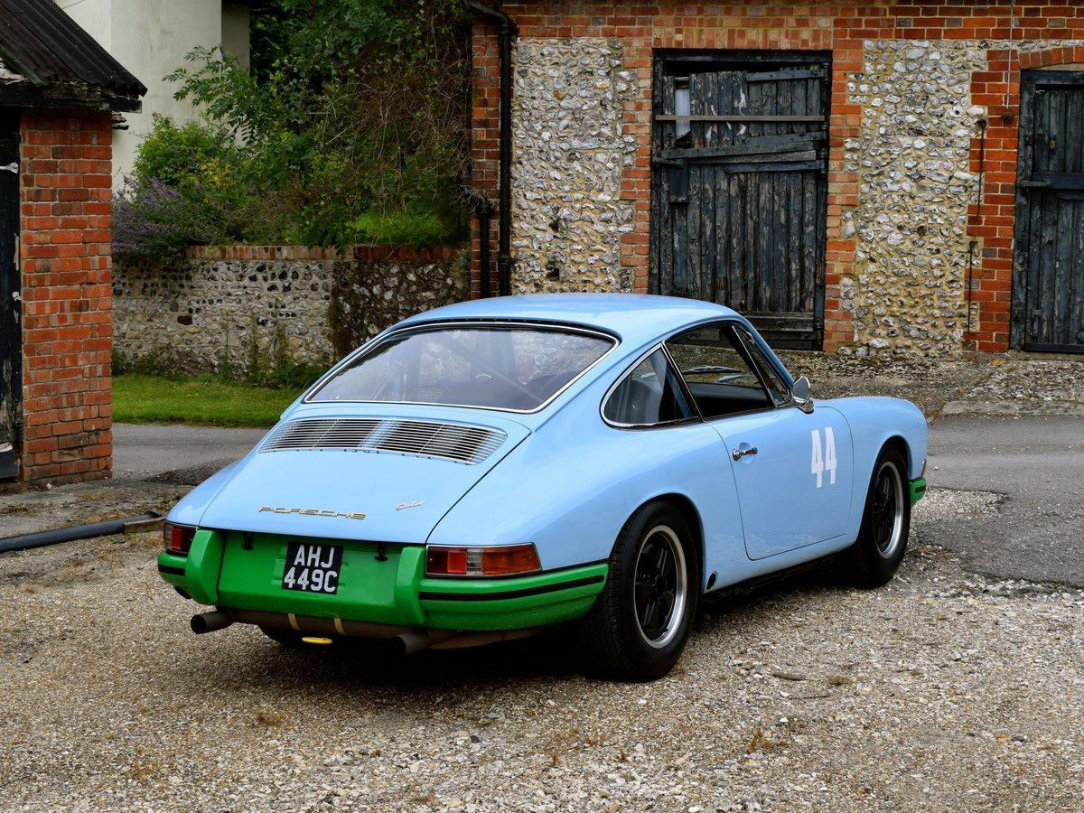 1965 FIA-spec Porsche 911  For Sale (picture 4 of 6)