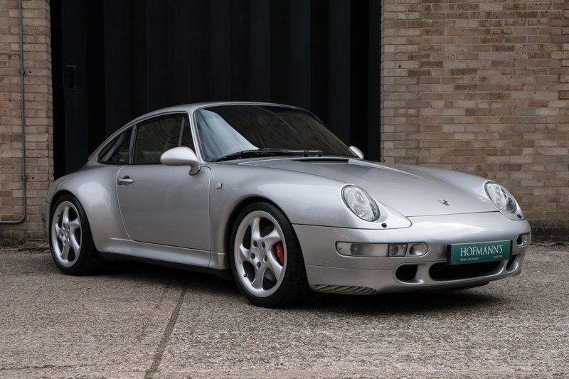 1998 PORSCHE 911 (993) Carrera 4S - 3.8L Ninemeister engine For Sale (picture 1 of 6)