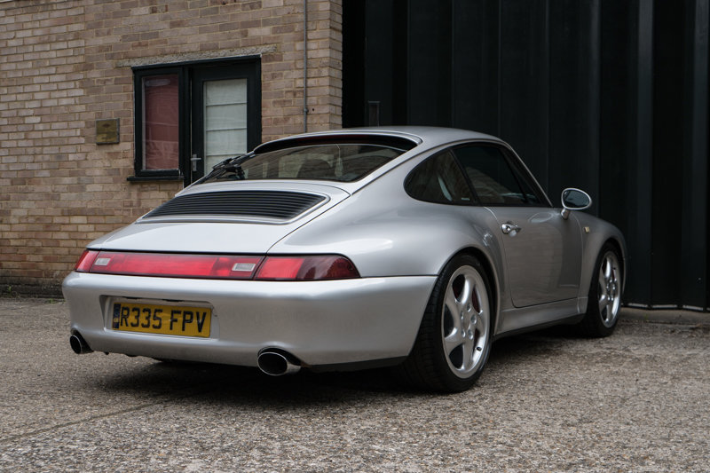 1998 PORSCHE 911 (993) Carrera 4S - 3.8L Ninemeister engine For Sale (picture 2 of 6)