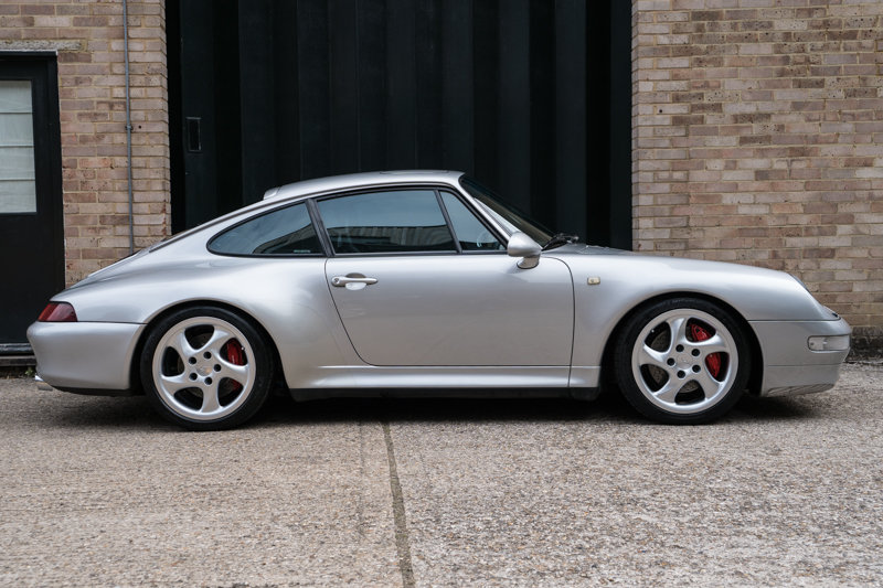 1998 PORSCHE 911 (993) Carrera 4S - 3.8L Ninemeister engine For Sale (picture 3 of 6)