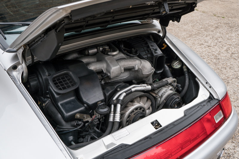 1998 PORSCHE 911 (993) Carrera 4S - 3.8L Ninemeister engine For Sale (picture 6 of 6)