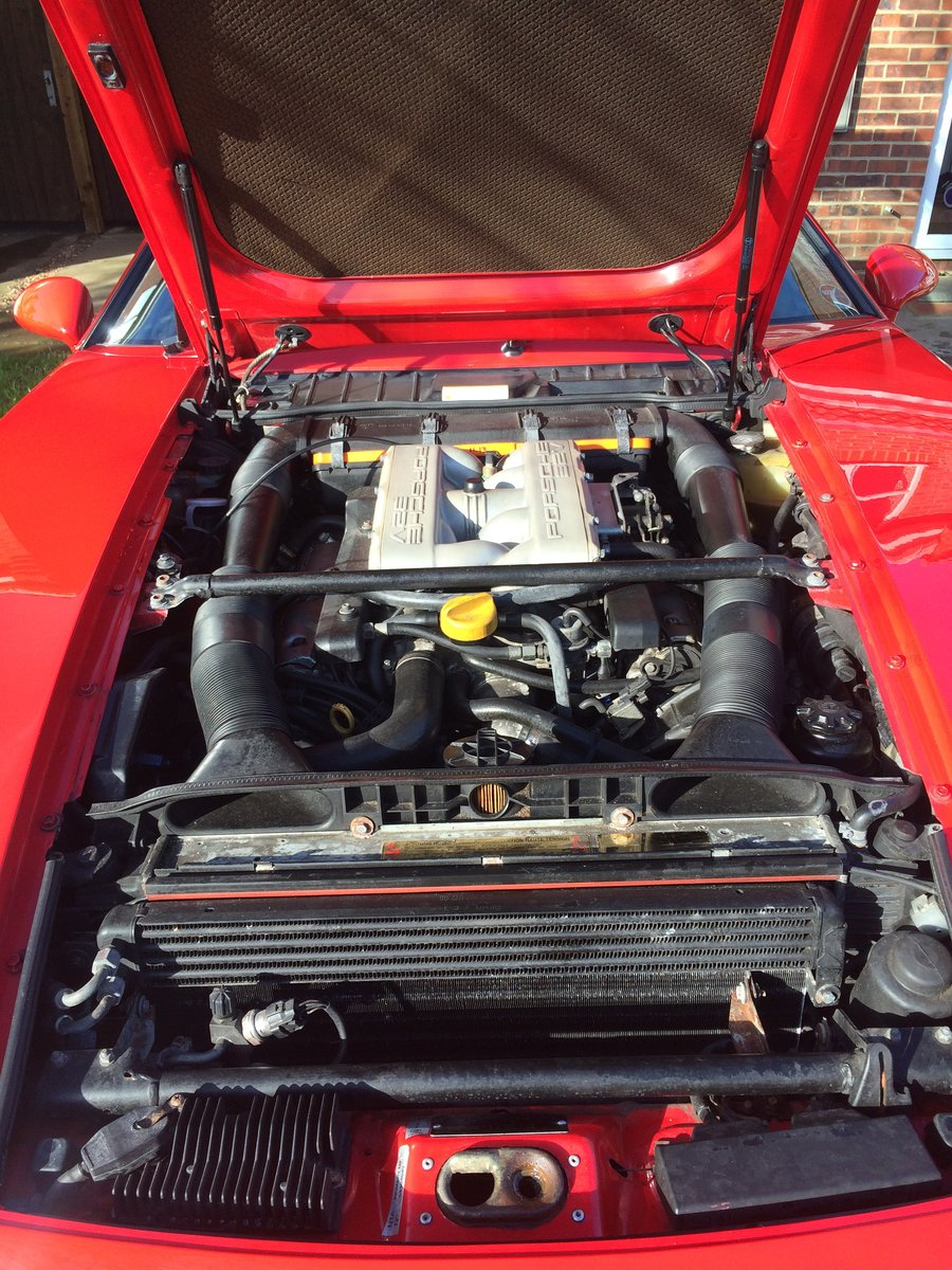 1994 Porsche 928 GTS For Sale (picture 6 of 6)