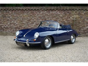 1963 Porsche 356 Cabriolet Fully restored condition For Sale