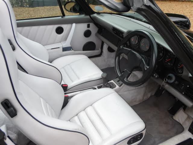 1993 Porsche 964 Carrera 2 Targa For Sale (picture 5 of 6)