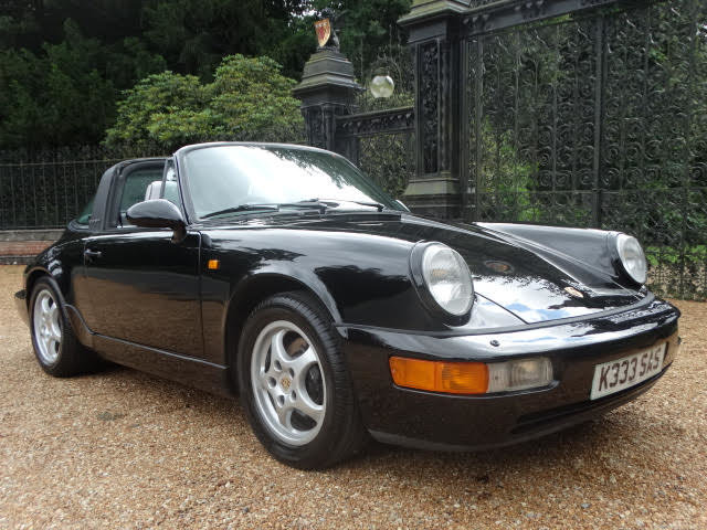 1993 Porsche 964 Carrera 2 Targa For Sale (picture 6 of 6)