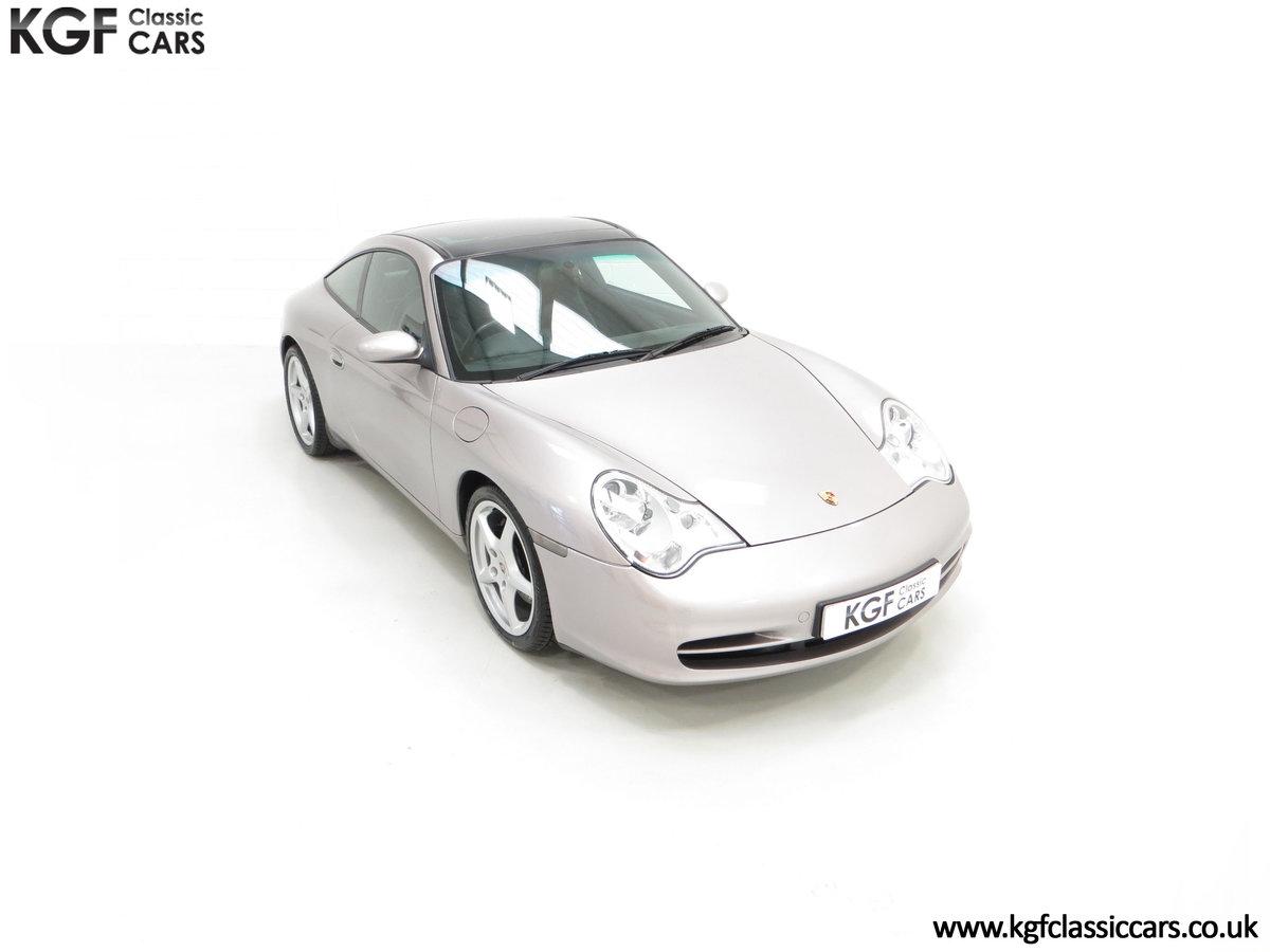 2002 A Brilliant Porsche 996 911 Targa with 48,262 Miles SOLD (picture 2 of 24)