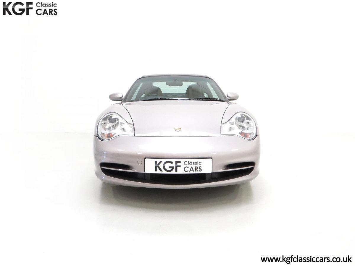 2002 A Brilliant Porsche 996 911 Targa with 48,262 Miles SOLD (picture 3 of 24)