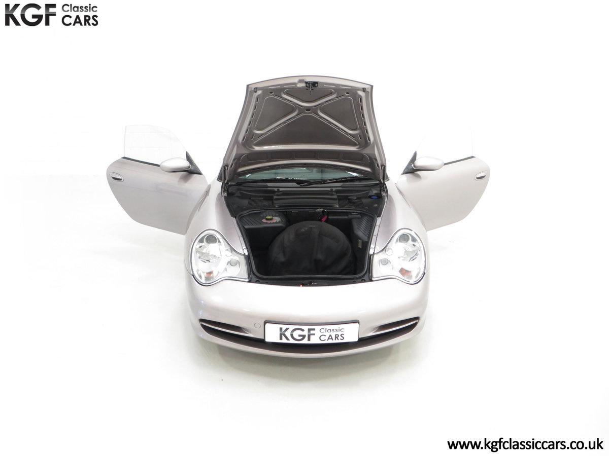 2002 A Brilliant Porsche 996 911 Targa with 48,262 Miles SOLD (picture 4 of 24)