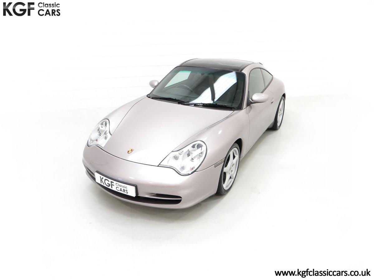 2002 A Brilliant Porsche 996 911 Targa with 48,262 Miles SOLD (picture 5 of 24)