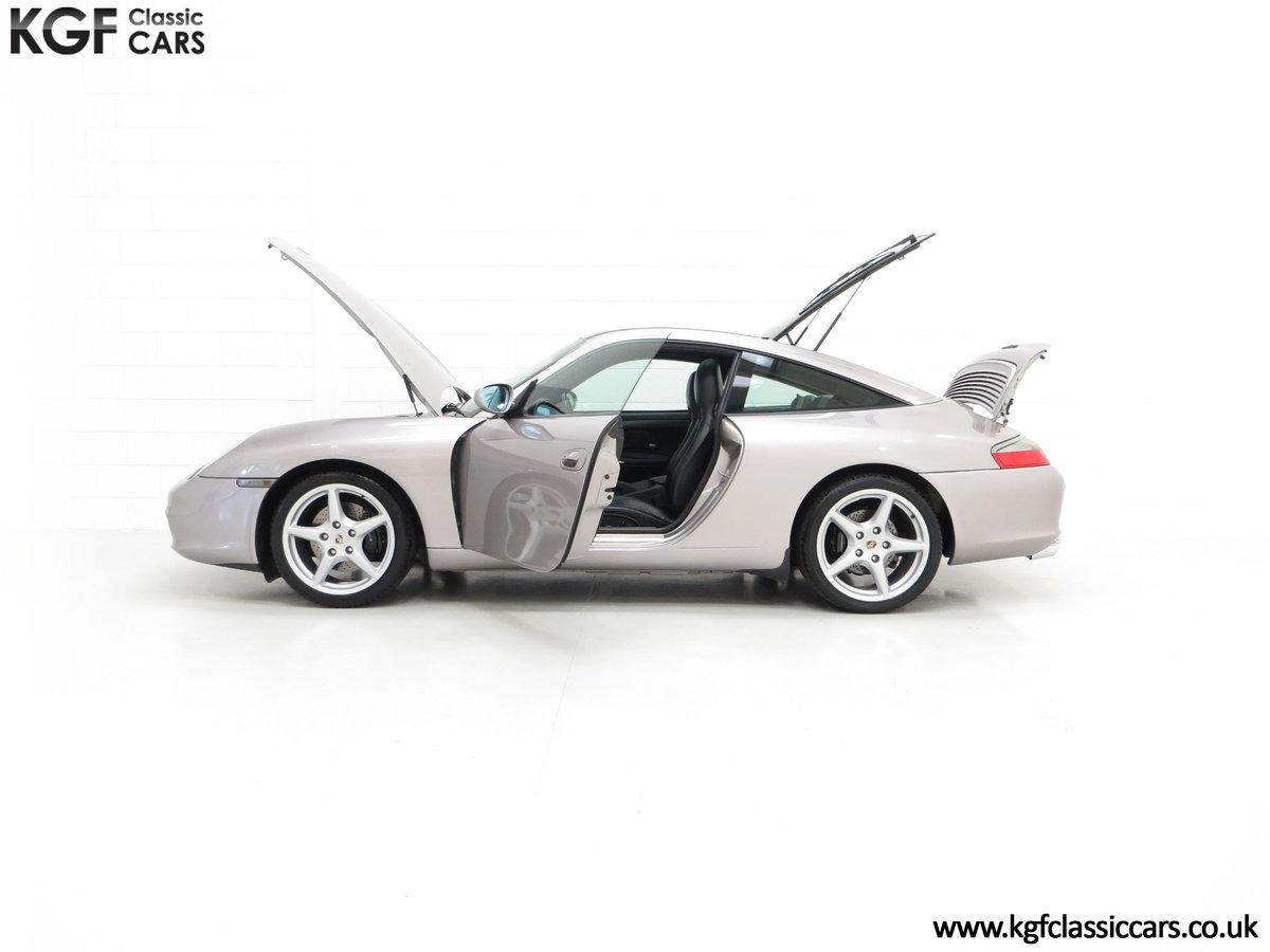 2002 A Brilliant Porsche 996 911 Targa with 48,262 Miles SOLD (picture 7 of 24)