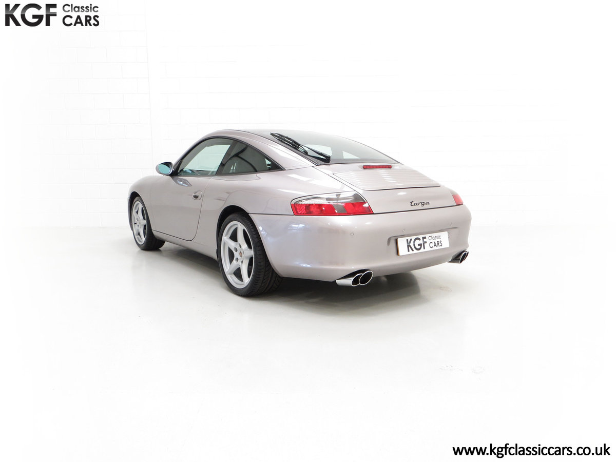 2002 A Brilliant Porsche 996 911 Targa with 48,262 Miles SOLD (picture 8 of 24)