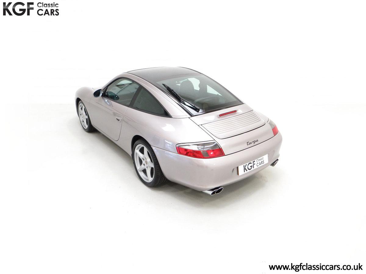 2002 A Brilliant Porsche 996 911 Targa with 48,262 Miles SOLD (picture 9 of 24)
