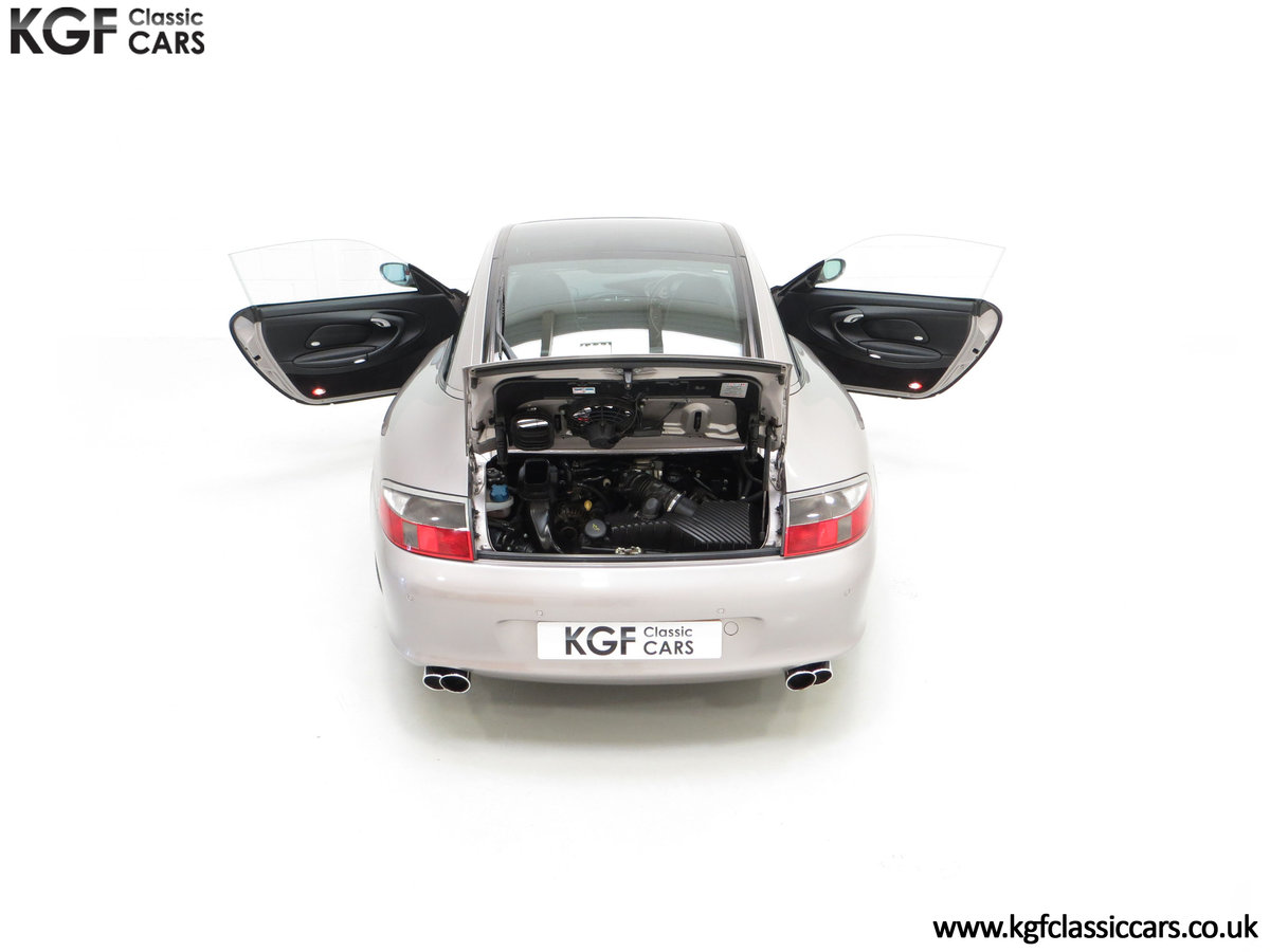 2002 A Brilliant Porsche 996 911 Targa with 48,262 Miles SOLD (picture 11 of 24)