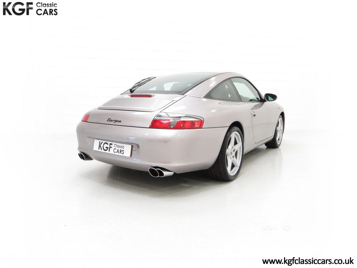 2002 A Brilliant Porsche 996 911 Targa with 48,262 Miles SOLD (picture 13 of 24)