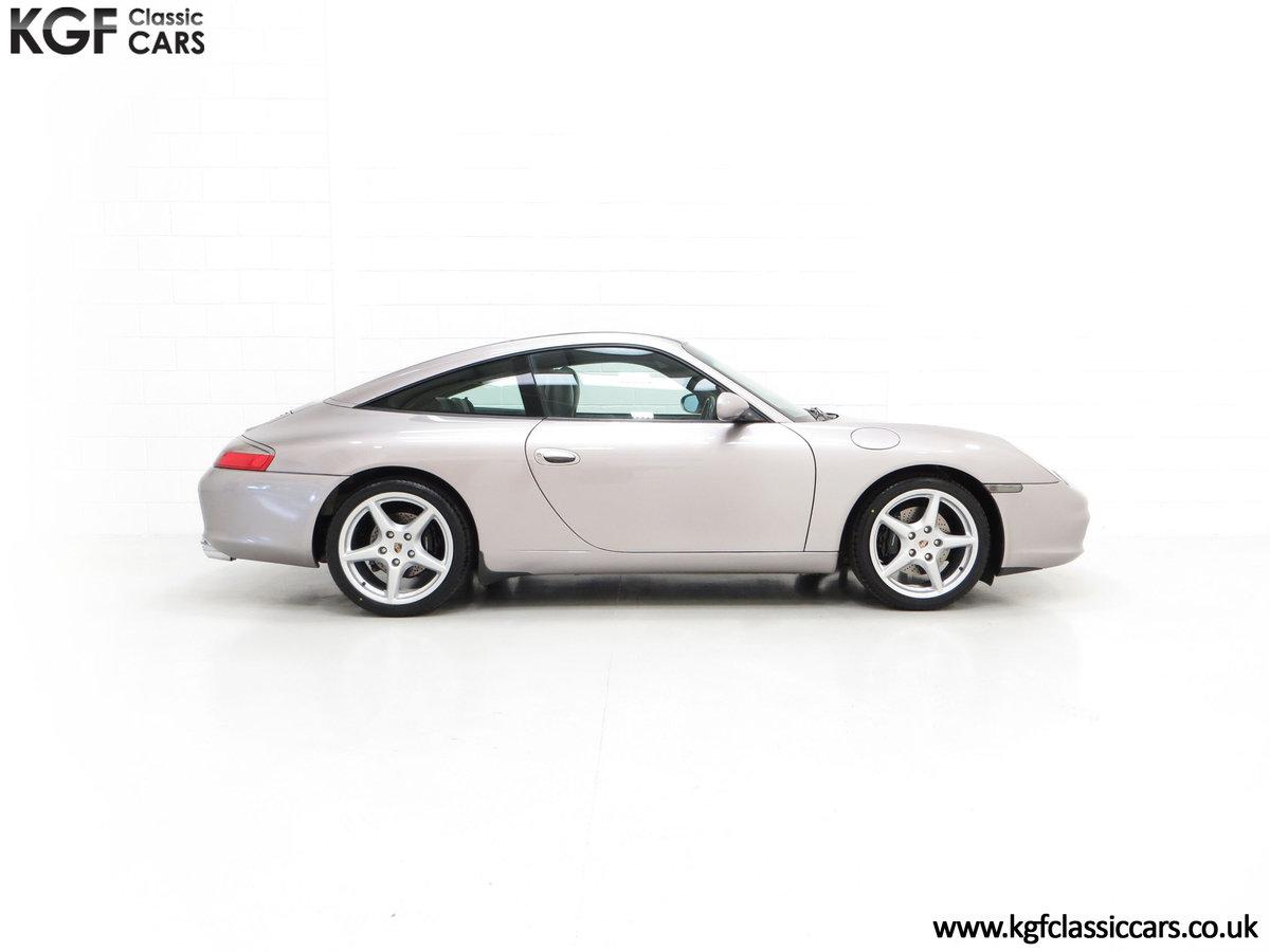 2002 A Brilliant Porsche 996 911 Targa with 48,262 Miles SOLD (picture 14 of 24)