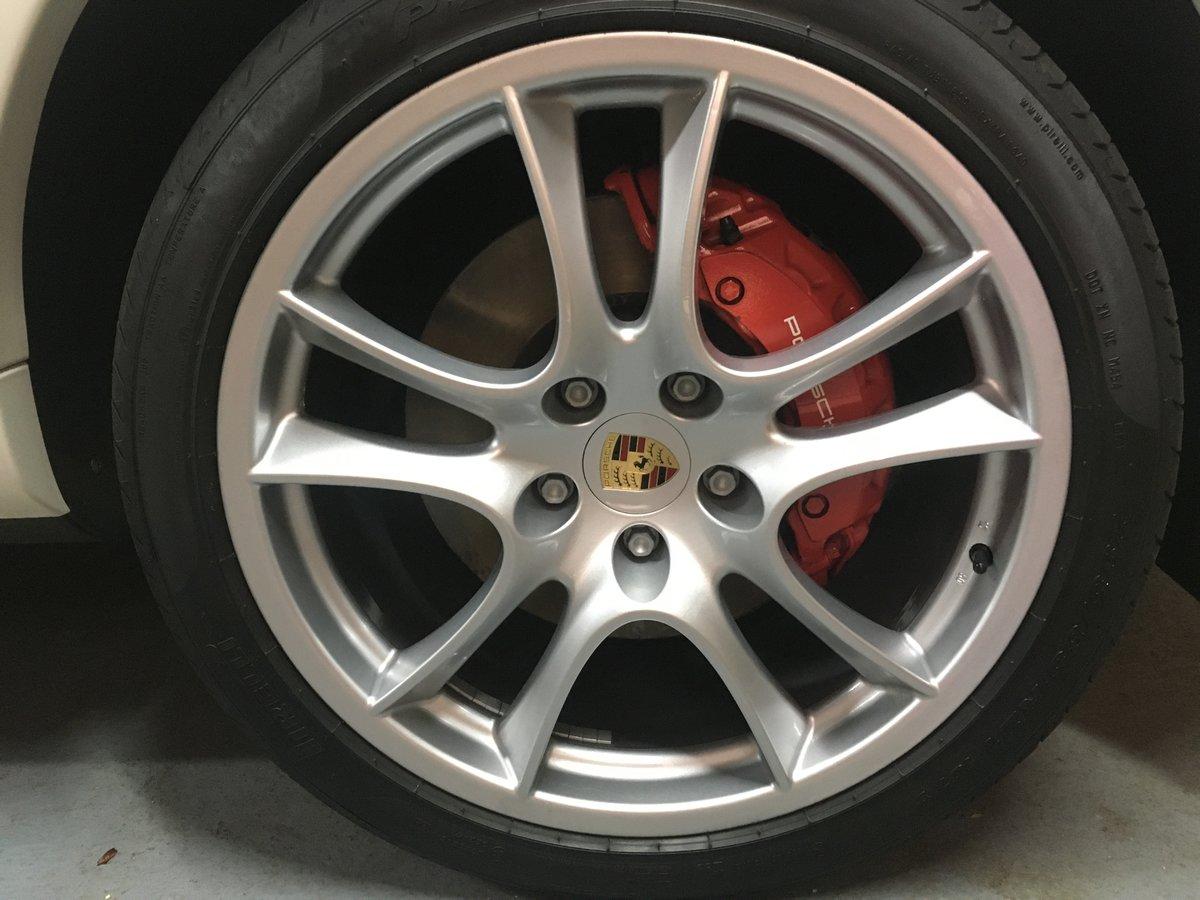 2007 Porsche Cayenne Turbo ...A1 Pristine, mega spec For Sale (picture 2 of 6)