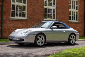 2002 Porsche 911 -996 C2 Manual. Superb Condition For Sale