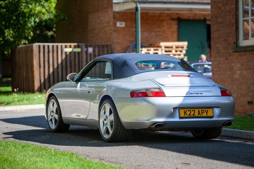 2002 Porsche 911 -996 C2 Manual. Superb Condition For Sale (picture 2 of 6)
