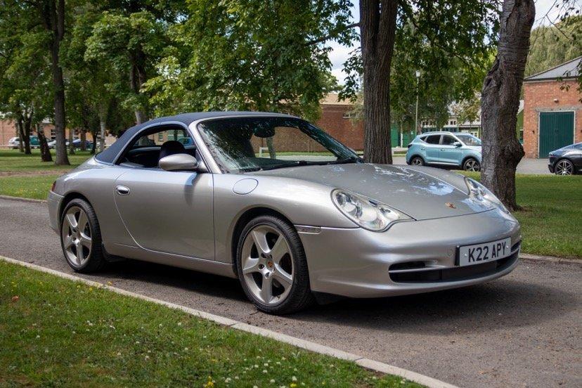 2002 Porsche 911 -996 C2 Manual. Superb Condition For Sale (picture 3 of 6)