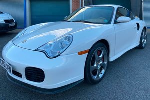 2002 PORSCHE 911 996 3.6 TURBO TIPTRONIC S COUPE - LHD LOW MILES For Sale