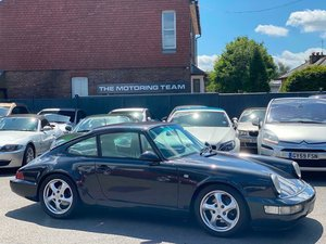 1990 PORSCHE 911 964 3.6 CARRERA 2 COUPE - LHD LEFT HAND DRIVE For Sale