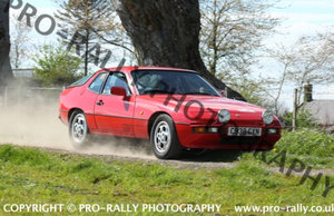 1986 924s Road Rally Car