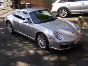 2010 Porsche 911 Carrera 3.6 997 gen 11 PDK Silver For Sale