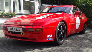 Porsche 944 Track/Fast road