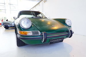 1970 Running and driving garage find 911 E Targa, Manual