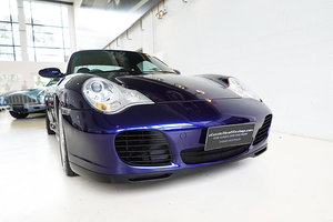 Picture of 2003 AUS del. 996 Carrera 4S, Lapis Blue, Navy Leather, low kms SOLD