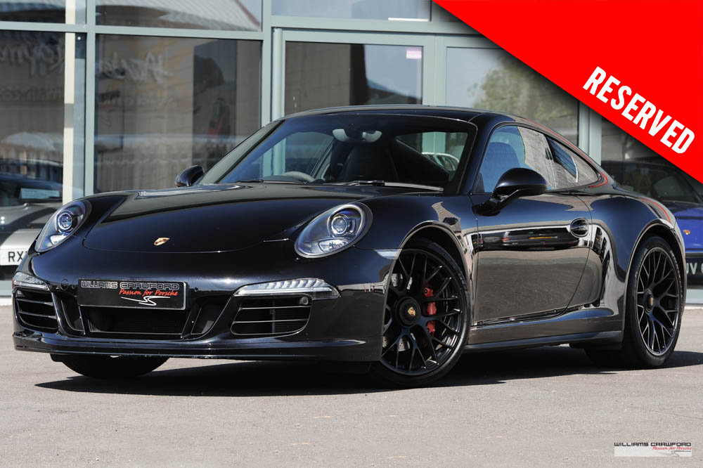 2015 RESERVED - Porsche 991 Carrera GTS PDK coupe For Sale (picture 1 of 6)