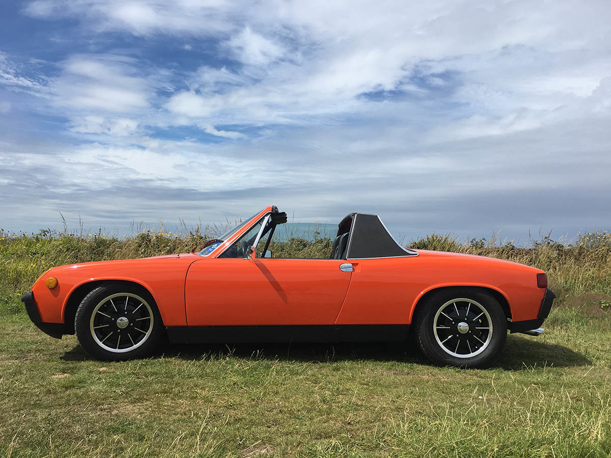 1974 Porsche 914 SOLD (picture 3 of 6)