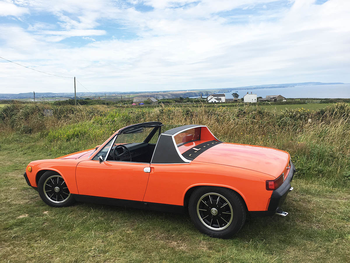 1974 Porsche 914 SOLD (picture 4 of 6)