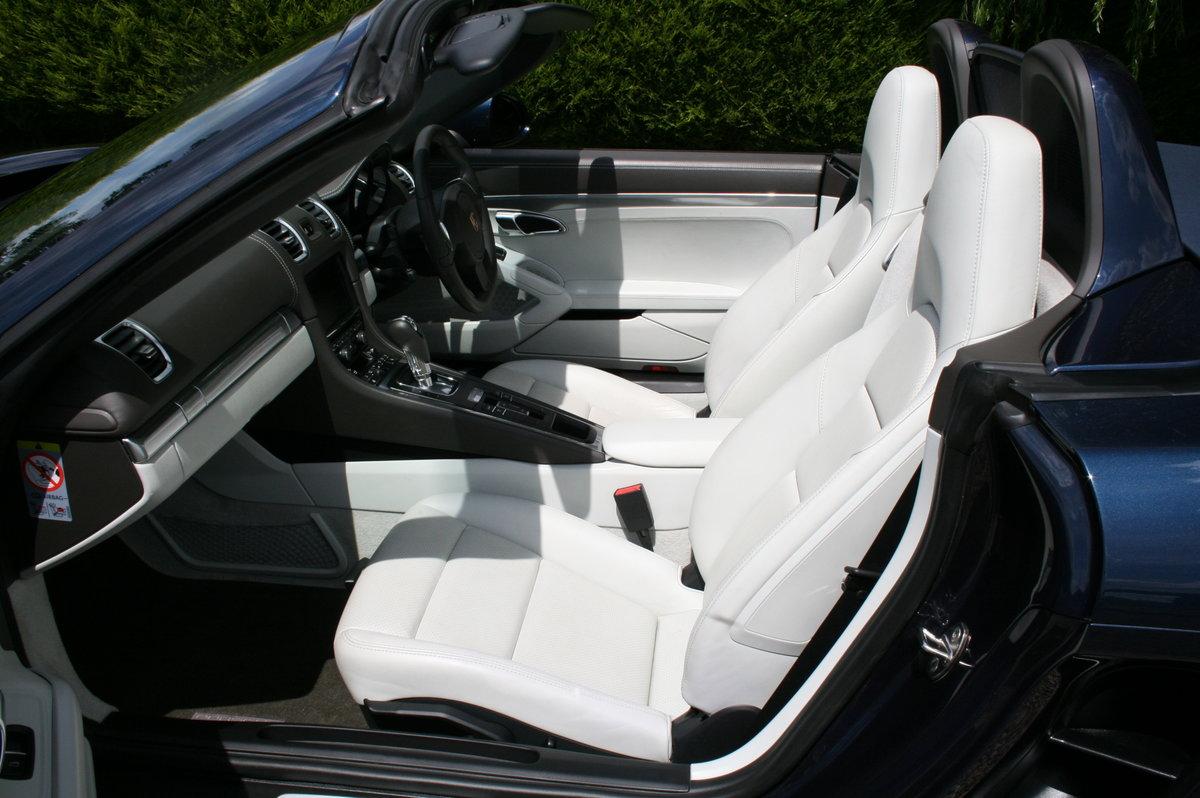 2013 Porsche Boxster 2.7 265bhp PDK Auto. Fabulous Condition For Sale (picture 4 of 6)