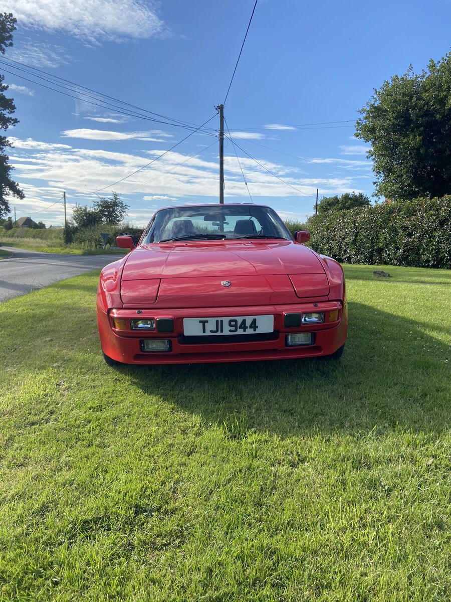 1988 Porsche 944 For Sale (picture 1 of 6)
