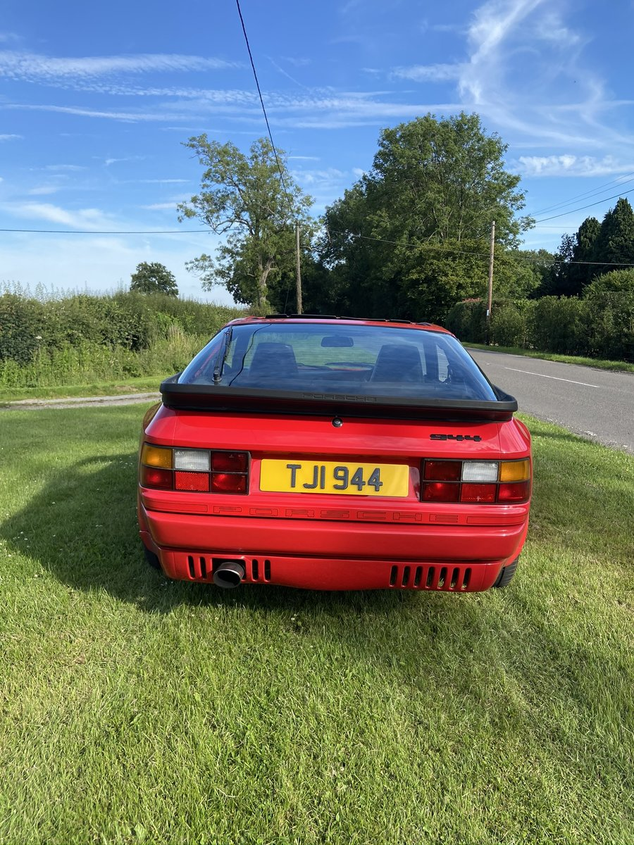 1988 Porsche 944 For Sale (picture 2 of 6)