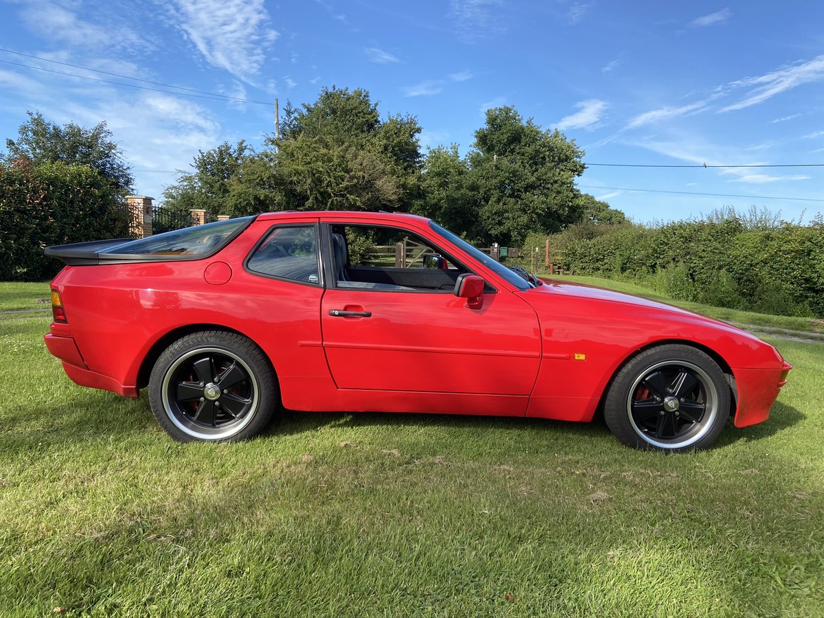 1988 Porsche 944 For Sale (picture 3 of 6)