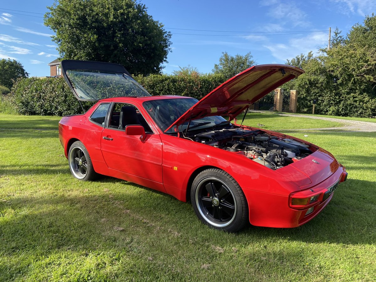 1988 Porsche 944 For Sale (picture 6 of 6)