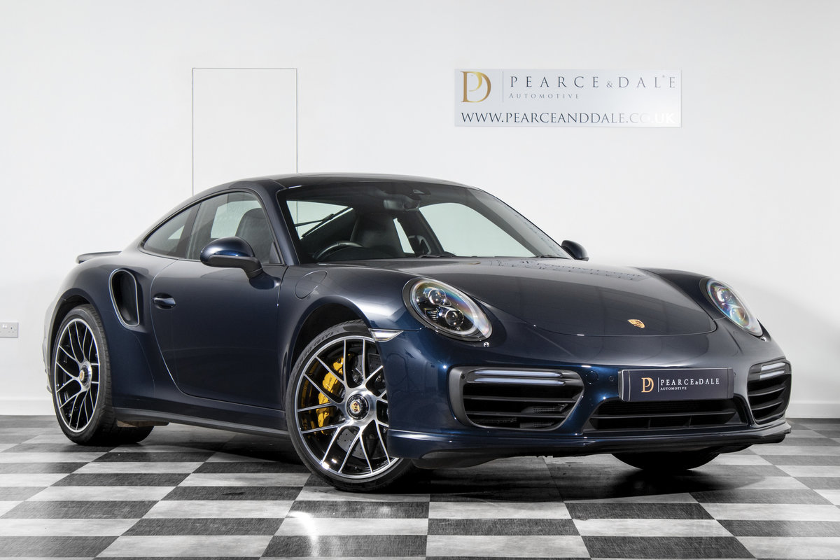 2016 / 66 Porsche 911 (991.2) Turbo S Coupe PDK For Sale (picture 1 of 6)