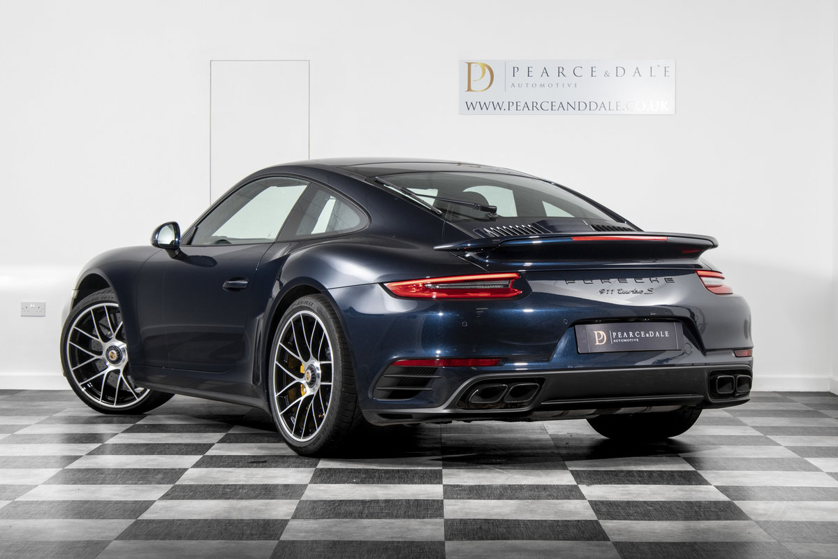 2016 / 66 Porsche 911 (991.2) Turbo S Coupe PDK For Sale (picture 3 of 6)