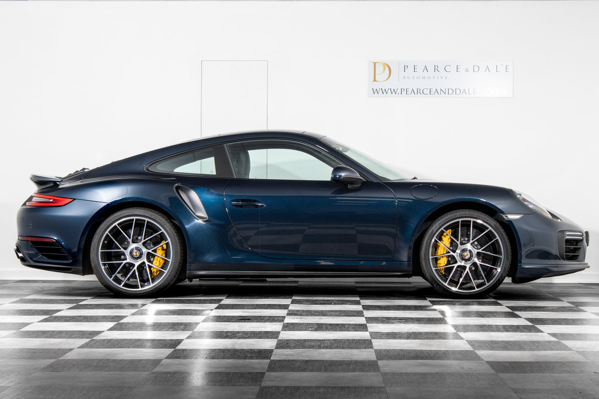2016 / 66 Porsche 911 (991.2) Turbo S Coupe PDK For Sale (picture 4 of 6)