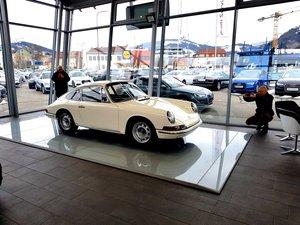 1966 Porsche 911 Concourse