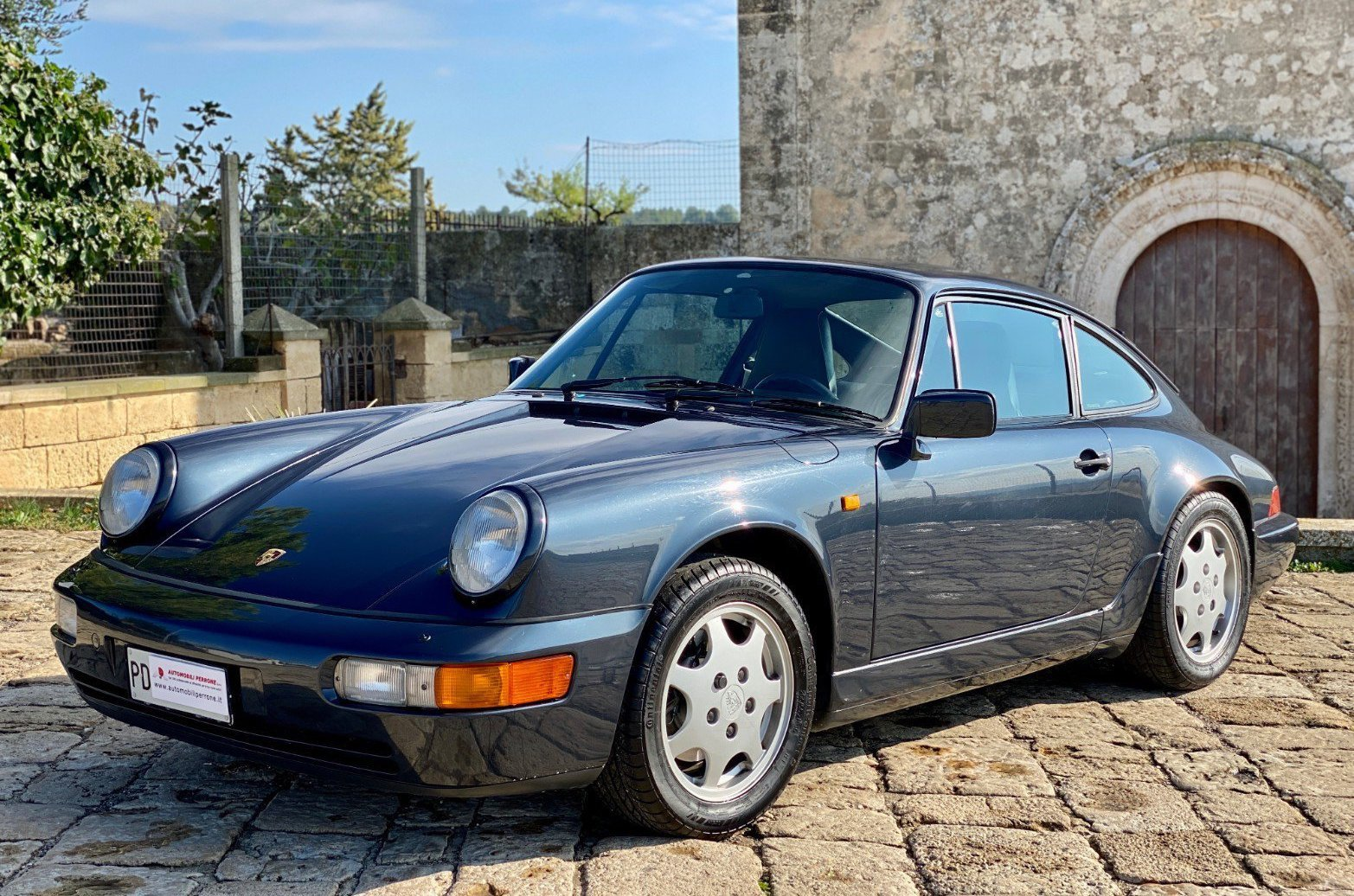 1990 Porsche 911 964 Carrera 2 Coupe Tiptronic For Sale (picture 1 of 6)