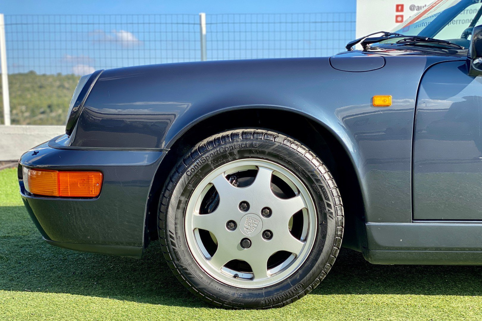 1990 Porsche 911 964 Carrera 2 Coupe Tiptronic For Sale (picture 4 of 6)